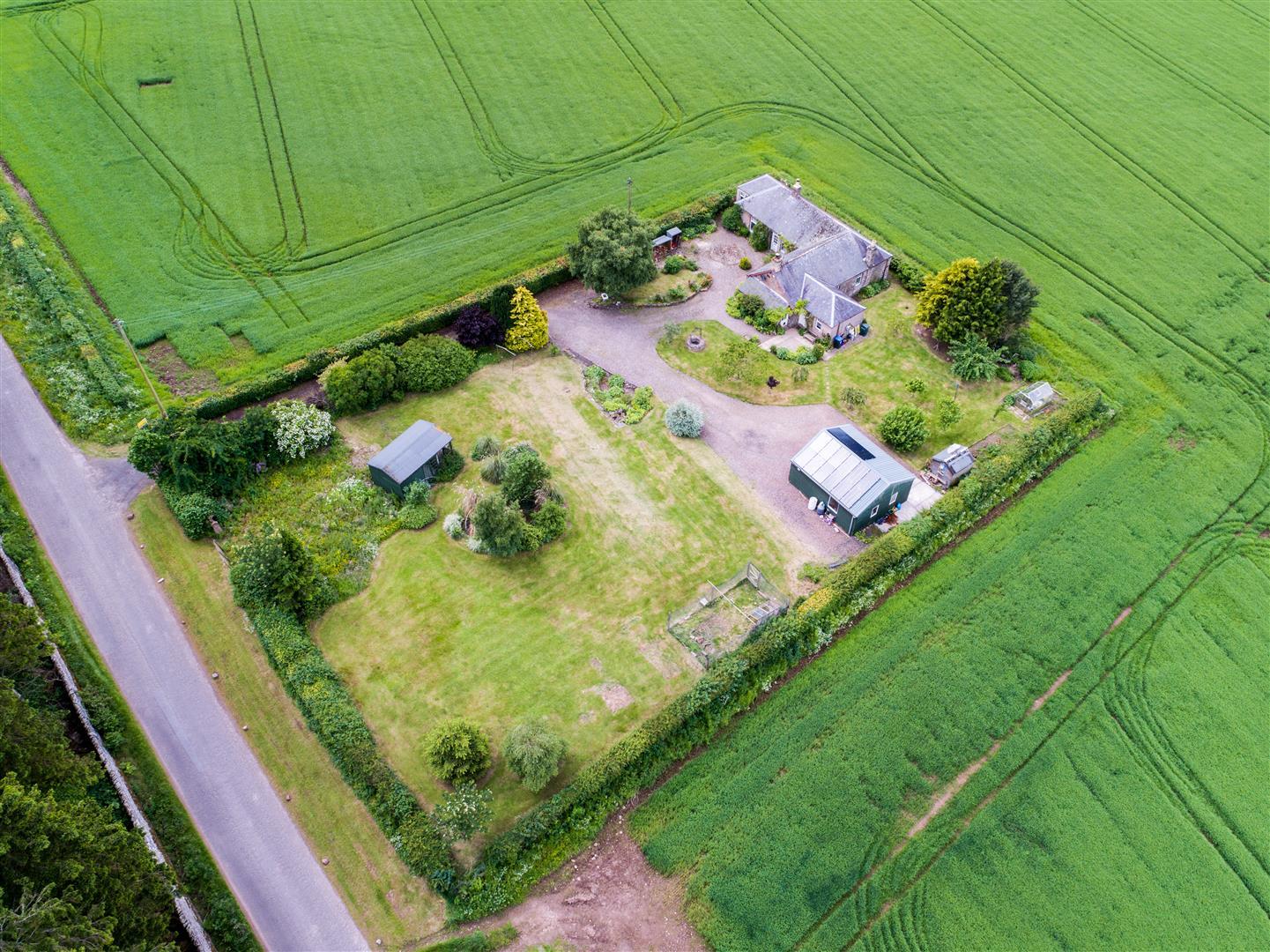 Broomend, Meigle, Blairgowrie, Perthshire, PH12 8TE, UK